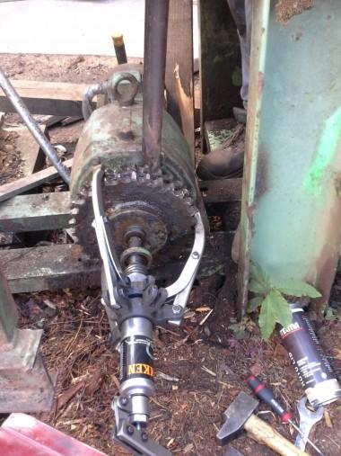 Nos équipements permettent d'effectuer des changements de paliers, des modifications d'arbres, ou de tout autre élément mécanique.